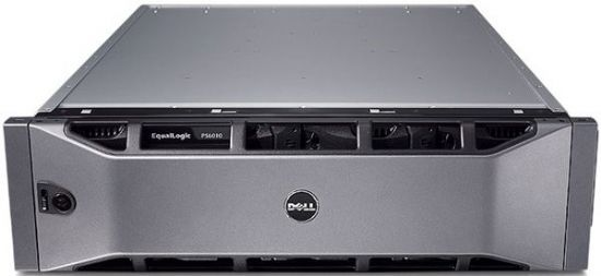 Dell EqualLogic Storage iSCSI SAN Storage Arrays